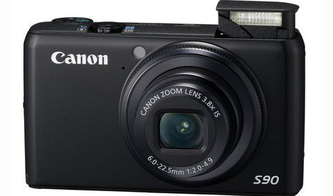 Canon Power Shot S90