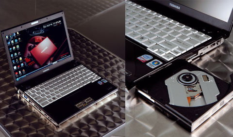 Toshiba Portege A600 Ultra Portable Performance and Extreme Security