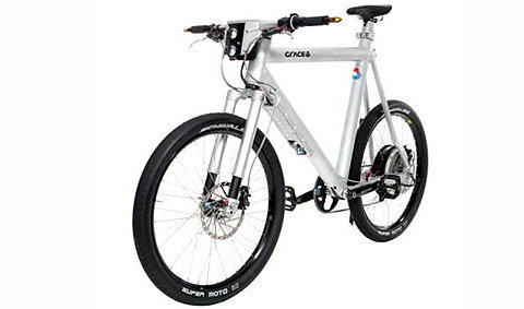 """จักรยาน""""ไฮบริด""""สปีดมอเตอร์ไซด์"""