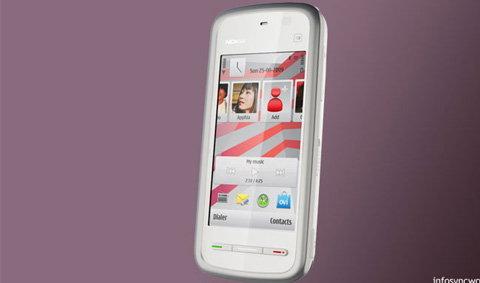 Nokia 5230 - สัมผัสสมาร์ทโฟนราคาประหยัด เก่งทุกฟังก์ชั่น สีสันบาดตาบาดใจ