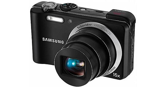กล้องดิจิตอลซูม 15 เท่าพร้อม GPS