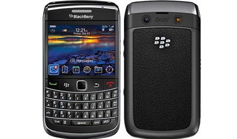 เอาใจขา Chat กับ Black Berry Bold 9700