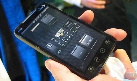 ล้ำๆ ไปกับ HTC EVO 4G มาให้ยั่วน้ำลายกันอีกแล้ว