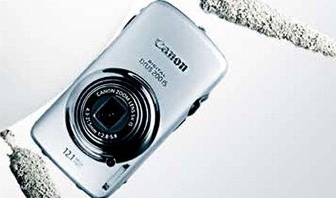 ระบบเชื่อมต่อวิดีโอ CANON IXUS 200