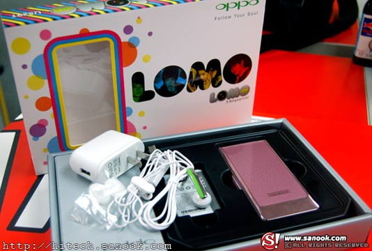พีวิวมือถือ OPPO LOMO me ครั้งแรกกับกล้องโลโมสุดแนว