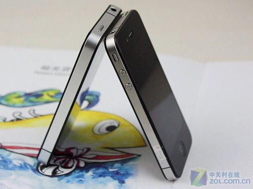 iPhone 4 ปลอมที่เหมือนมากที่สุดในเวลานี้ ลองชมกันดู
