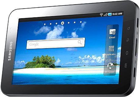 Samsung Galaxy Tab เปิดตัวแล้ว!!!