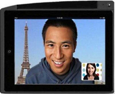 iPad รุ่นใหม่ใช้ FaceTime ได้กำลังจะมารายงานข่าวล่าสุด แหล่งข่าววงในจากเว็บไซต์ Apple Insider อ้างว่