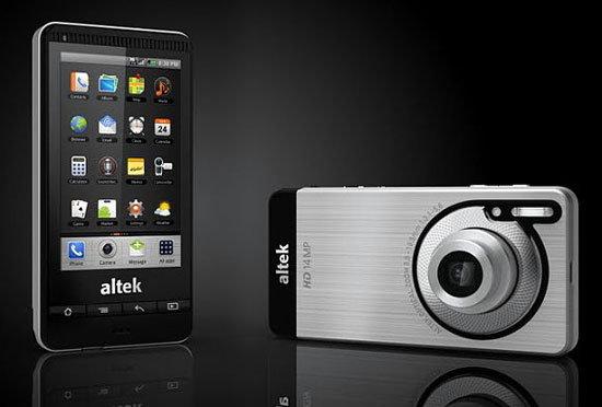 เผยโฉม Altek Leo มือถือกล้อง 14 MP เพื่อคนรักการถ่ายภาพแล้วในยุโรป!