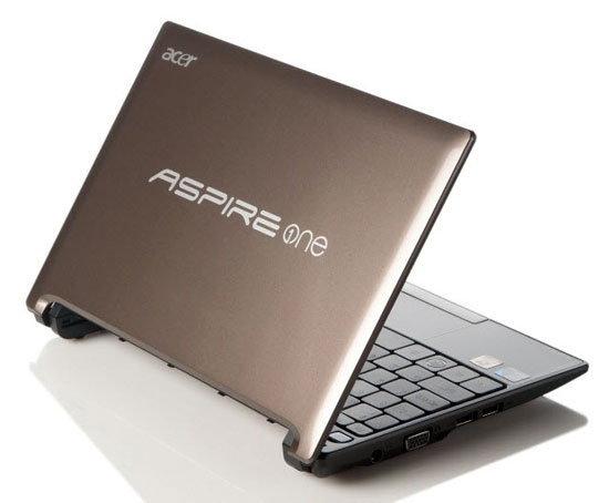 Acer Aspire One D225 เน็ตบุ๊ค Atom 2 คอร์เปิดรับพรีออร์เดอร์แล้วในยุโรป!