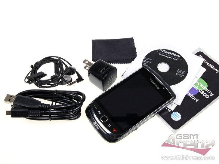 ทำความรู้จัก  BlackBerry Torch 9800 อย่างเป็นทางการ