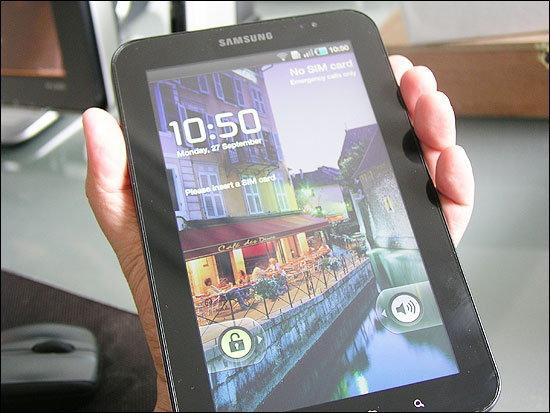 รีวิว Samsung Tab มาแล้ววว !!!