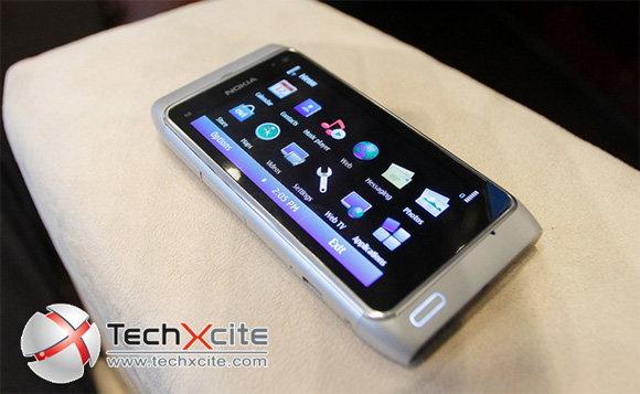 Review : Nokia N8 สุดยอด Smart Phone ที่เป็นมากกว่าคำว่า มือถือ