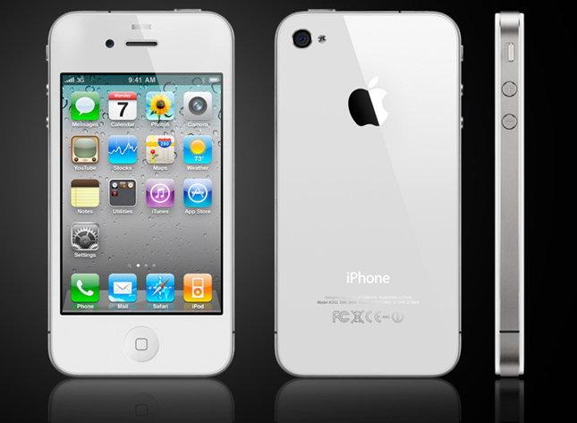 Apple กร้าวชนฝา ไม่ขาย iPhone 4 สีขาว ก่อนใบไม้ผลิแน่!!