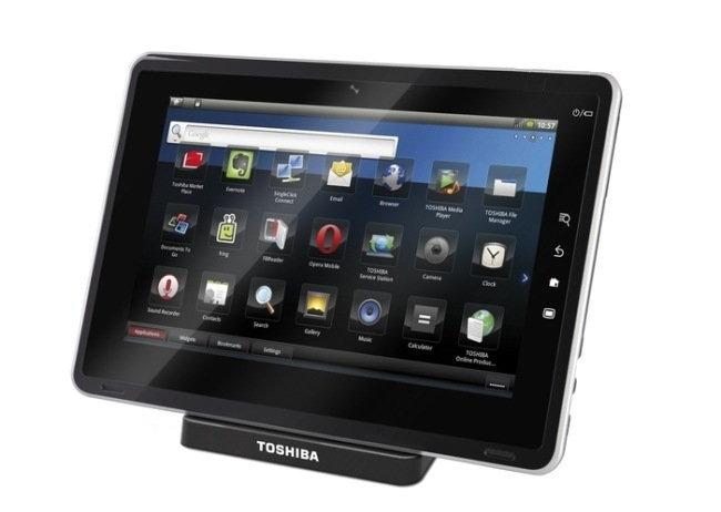 Toshiba AS100 Tablet 2