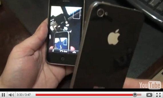 ข่าวดี iPhone3GS ใช้ Face time คุยเห็นหน้าได้แล้ว