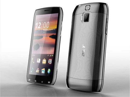 ใหญ่ได้อีก Acer แอนดรอยด์โฟนตัวใหม่ จอ 4.8 นิ้ว
