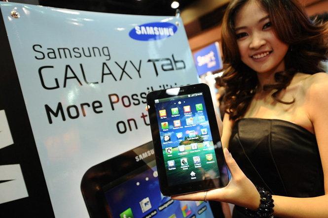 "Mobile Expo 2011: ""ซัมซุง กาแล็คซี่ แท็บ"" ราคาแค่ 990 บ./ด."