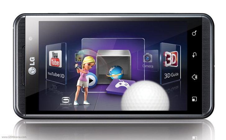 เปิดตัวครั้งแรก LG Optimus 3D อย่างนี้สิน่าใช้