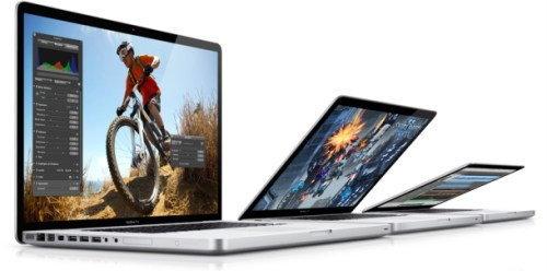 Apple MacBook Pro รุ่นใหม่มาแล้ว!!!
