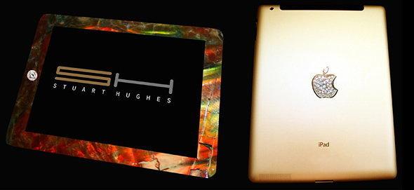 มาดู iPad 2 ที่เวอร์ที่สุดและแพงที่สุดในโลกกัน!