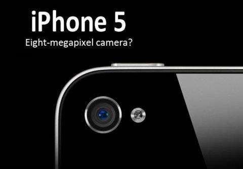กล้อง 8 ล้านของ  iPhone 5 จะใช้ Image Sensor ของ Sony !!?