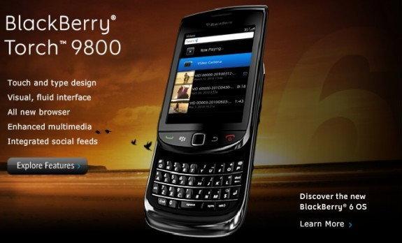 BlackBerry ตัดใจลดราคาอีกรุ่น เพื่อความอยู่รอด!!!