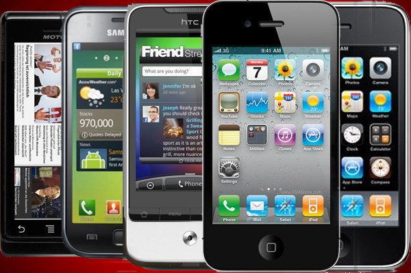 5 SMATRTPHONES ที่อยากแนะนำเดือนประจำเดือน พฤษภาคม