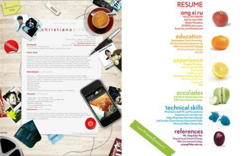 มาสร้าง Resume สุดฮิป เพื่อเพิ่มโอกาสได้งานกันดีกว่า