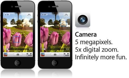 iPhone 4 แซงหน้า Canon, Nikon เข้าป้ายกล้องถ่ายรูปเบอร์หนึ่งของโลกเรียบร้อยแล้ว!