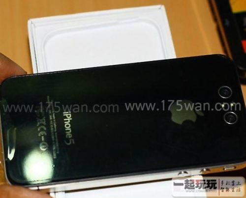 ภาพหลุด!!! เผยบิ๊กเซอร์ไพรส์ iPhone 5