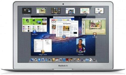 Mac OS X Lion วันแรกทะลุ 1 ล้านก็อปปี้
