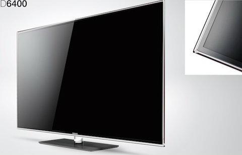 Samsung เปิดตัวสมาร์ททีวี LED 3D ซีรี่ย์ใหม่ D6400 / D6500 ในเกาหลีแล้ว และพร้อมจำหน่ายไปทั่วโลก
