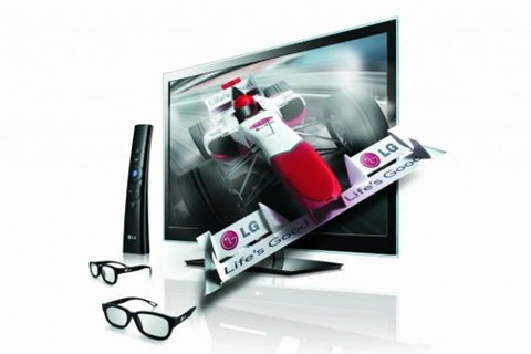 LG CINEMA 3D TV เจนเนอเรชั่นใหม่แห่งโลกทีวีสามมิติ
