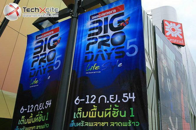 [พาเที่ยว]: Big Pro Day 5 - งานกล้องระดับโปร ไฮโซที่เซนลาด [Full Version]