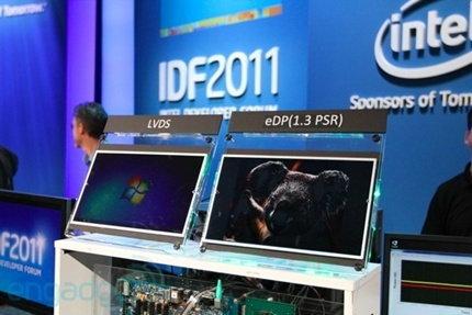 [IDF] พาเนลจอใหม่ขนมาโชว์จาก IDT เตรียมลงเครื่องโน้ตบุ๊กและแท็บเล็ต
