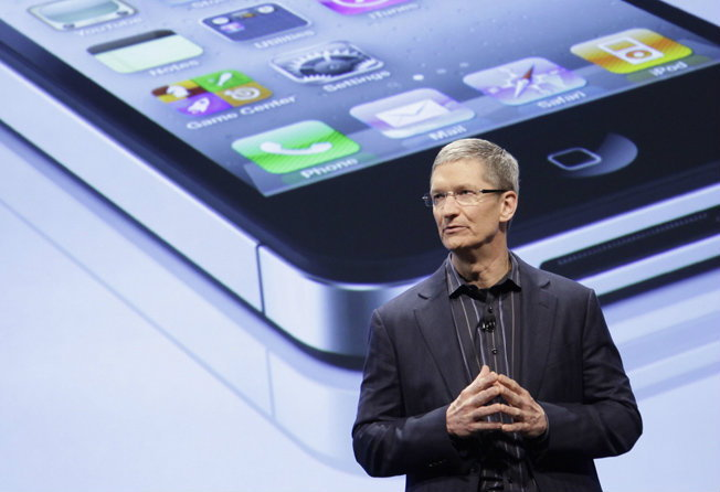 iPhone 5 เปิดตัวทางการ 4 ตุลาคม 2554