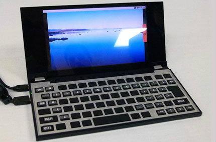NEC โชว์ต้นแบบ MGX เน็ตบุ๊กใช้ระบบปฏิบัติการ Android