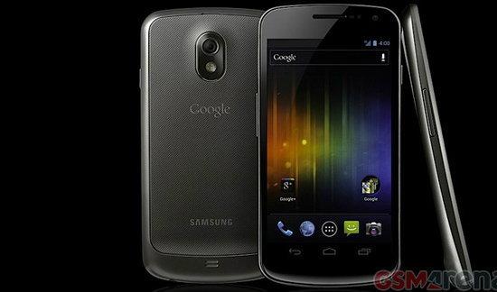 Samsung Galaxy Nexus เปิดตัวอย่างเป็นทางการแล้ว