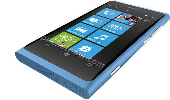 ภาพหลุด (อีกรอบ) Nokia 800