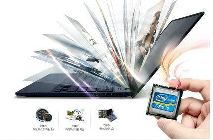 LG Xnote P330 โน้ตบุ๊กสุดบางเบา พร้อมCore i5 และ GeForce GT 555M