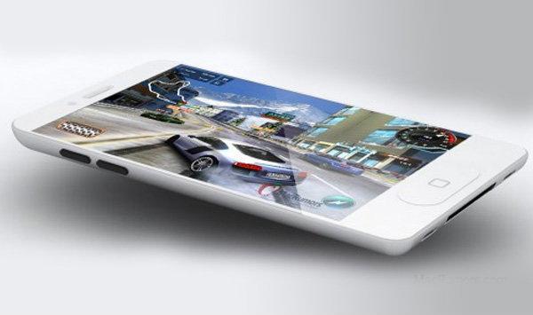 สื่อเผย iPhone 5 มาพร้อมหน้าจอ 4 นิ้ว