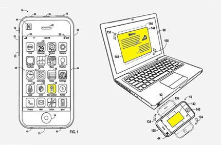 Apple ได้สิทธิบัตรNFCเชื่อมต่อในอุปกรณ์ของตนแล้ว