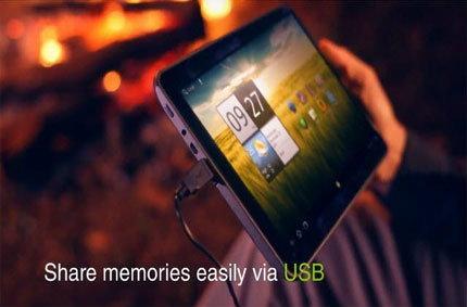 Acer Iconia Tab A200 อีกไม่นานเจอตัวจริงแน่