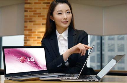 LG Xnote Z330 กับ Ultrabook สุดบางเฉียบตัวแรกเริ่มต้นที่ $1,500