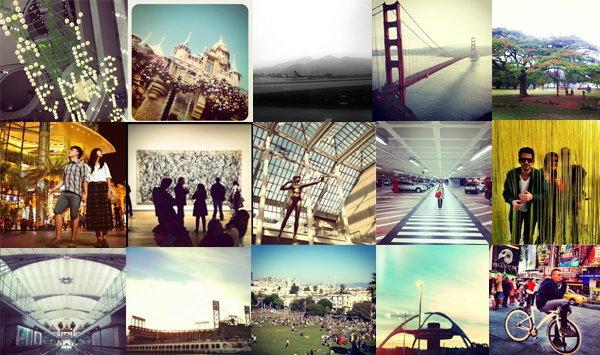 สรุป 15 ภาพถ่ายสถานที่เด่นๆ บน Instagram ส่งท้ายปี 2011