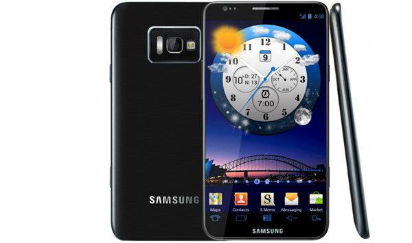 Samsung Galaxy S III มือถือแอนดรอยด์สเปคเทพรุ่นต่อไปหลุดหน้าตาออกมาแล้ว!