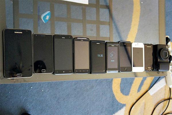 กล้องดิจิตอล บน สมาร์ทโฟน ที่ดีที่สุดในปี 2011 อยากถ่ายรูปสวยๆ ต้องเล็งรุ่นไหนบ้าง ไปดูกัน