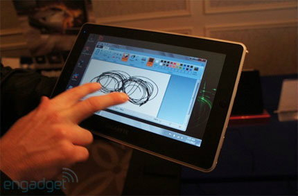 สรุปผลิตภัณฑ์ Notebook และ Tablet ของ Gigabyte ในงาน CES 2012