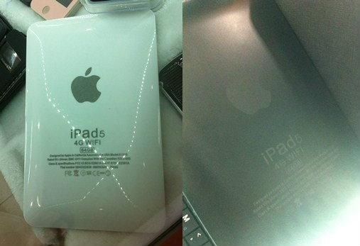 โผล่อีกแล้ว iPad 5 รองรับ 4G และ iPhone 4S รุ่นสีแดง